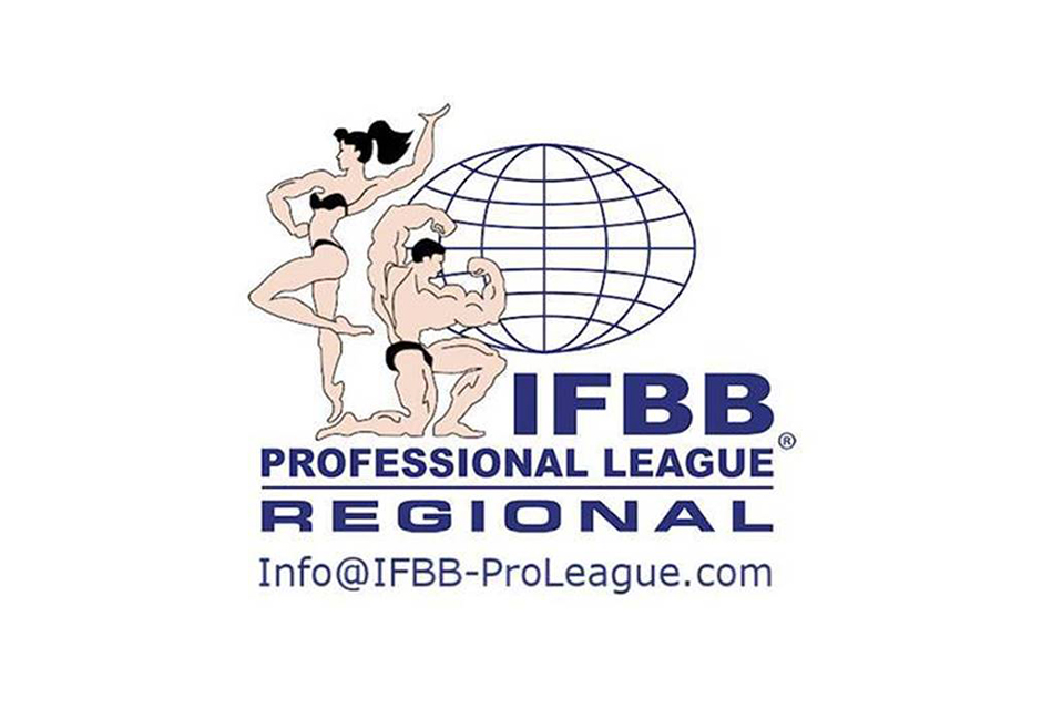 IFBB Professional League Regional logo