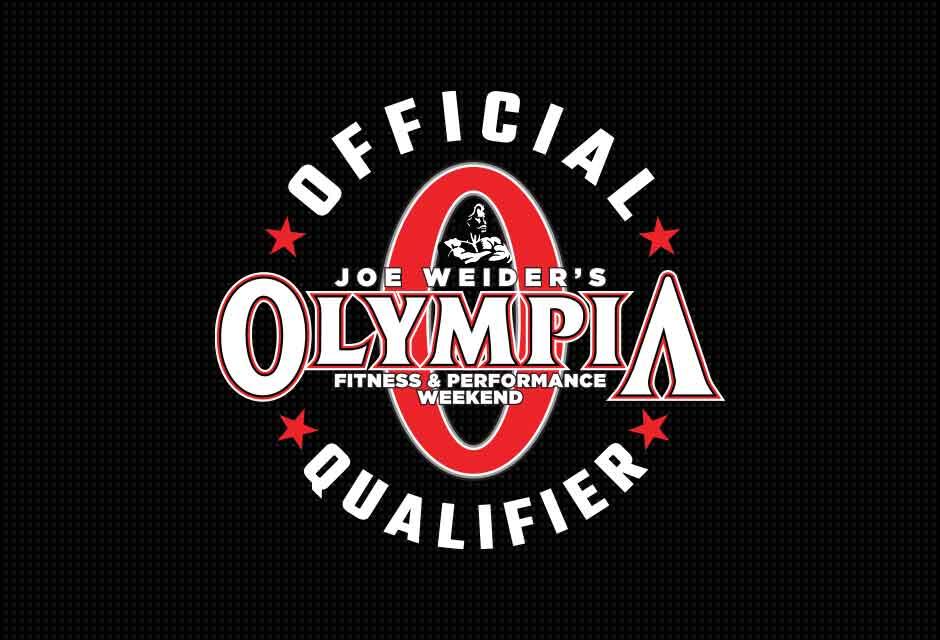 Olympia Qualifier logo