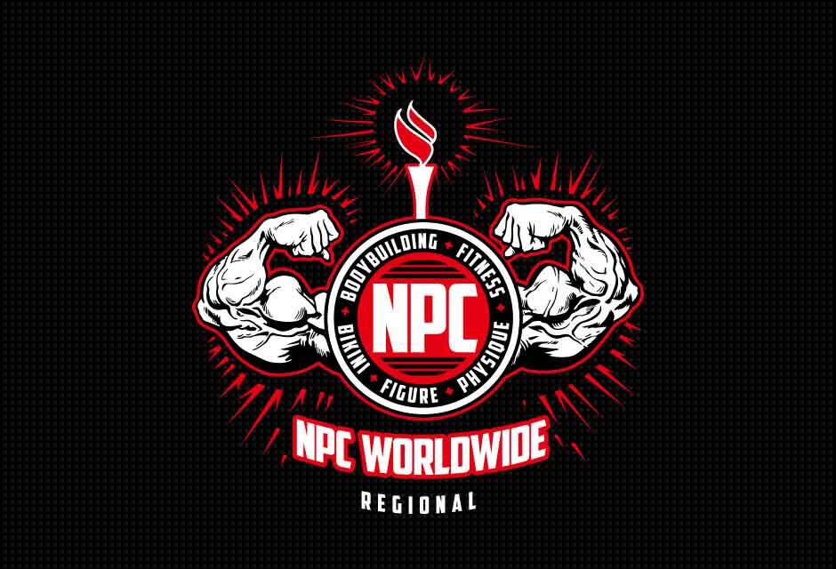 IFBB Professional League Regional logo