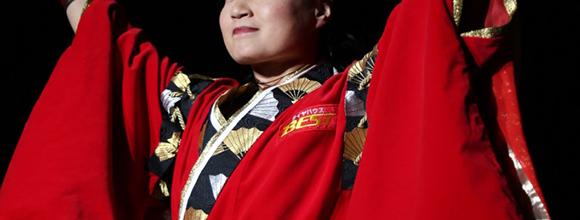 センダイガールズプロレスリングの里村明衣子選手が、5/31(日)Blaze OPENに出場決定。