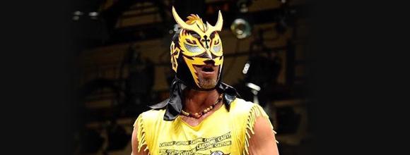 ドラゴンゲートのマスクマン、K-ness.選手が、5/31(日)Blaze OPENに出場決定。