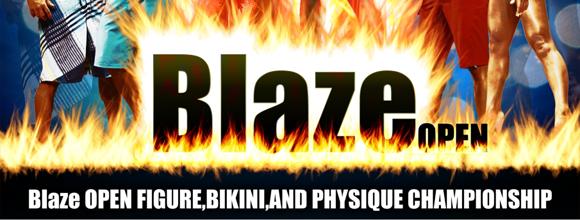 5/31(土)Blaze OPENのポスターが完成!
