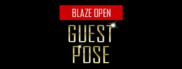 BLAZE OPEN 2015 ゲストポーズ決定!