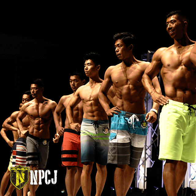 Men's Physique Novice