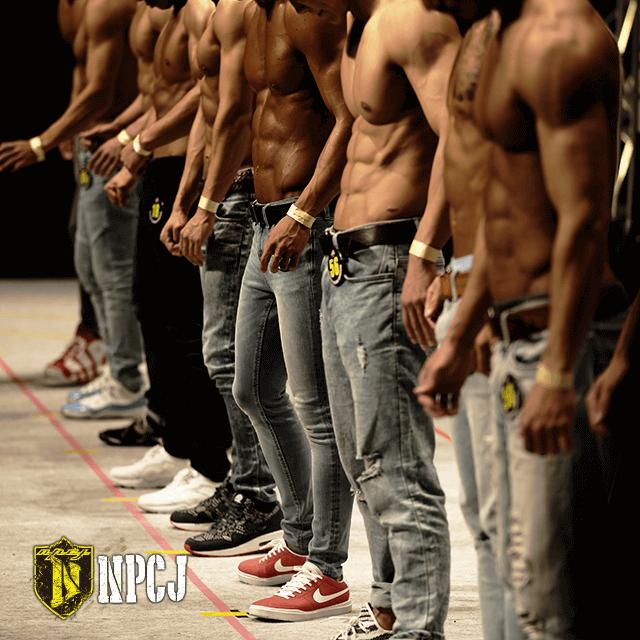 Men's Athlete model