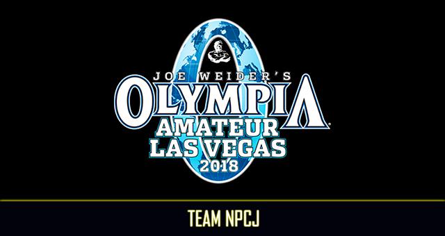 金沢、名古屋、茨城のコンテストが、2018 Amateur Olympia Las Vegas に出場する Team NPCJ Japan選考会を兼ねるコンテストに決定いたしました。