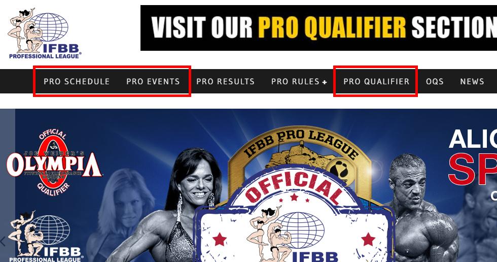IFBB-Professional-League-サイトイメージ2