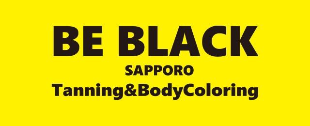 BE BLACK